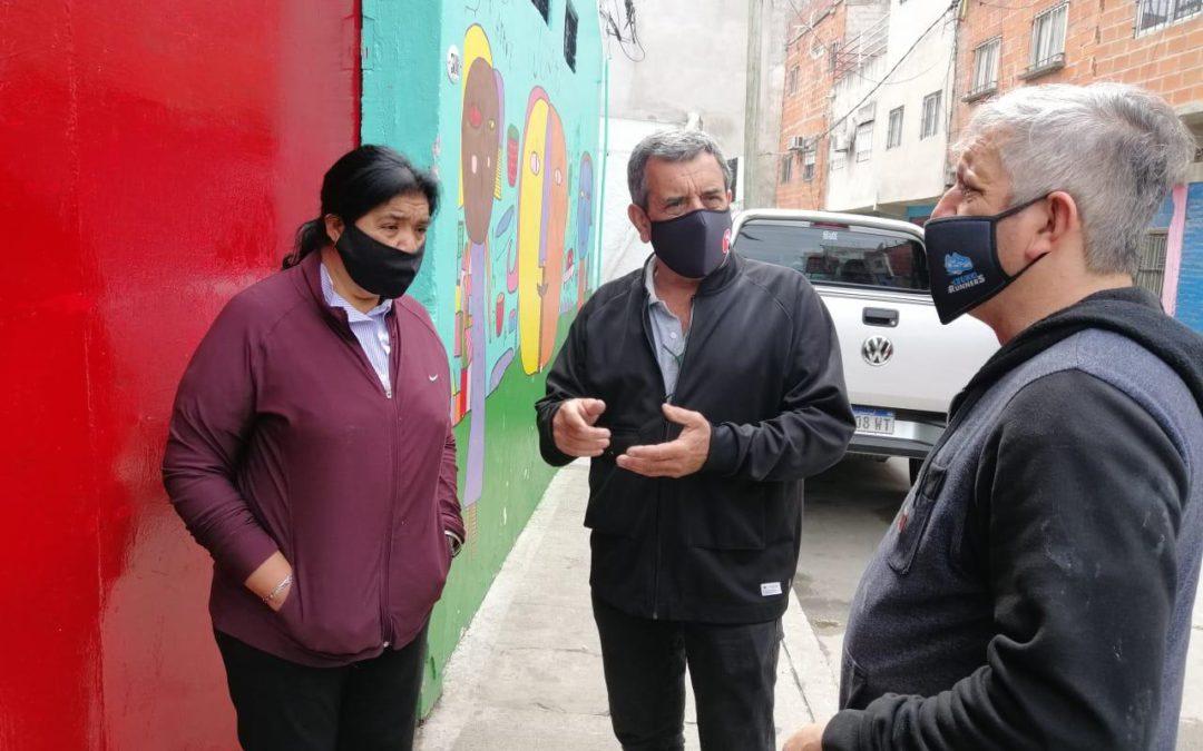 «RUS MED RSE y Fundación «Lautaro Nos Necesita» En Acción»